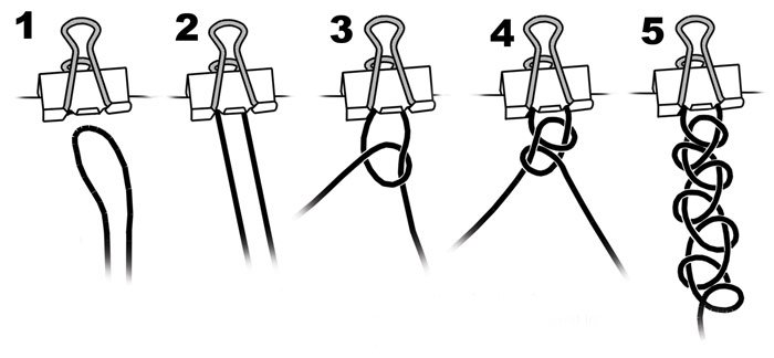 Как сделать чокер из ленты фото 618