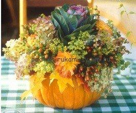 Аппликация и поделки из сухих листьев: картинки цветов на тему осень