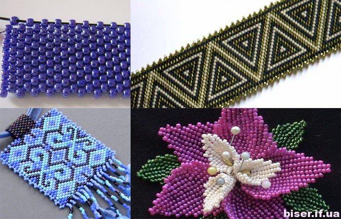 Плетение икон мозаичным плетением