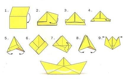 Как сделать кораблик из бумаги: пошаговая инструкция как сделать военный крейсер с двумя трубками