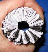 Сова: модульное оригами по мастер классу и схема сборки