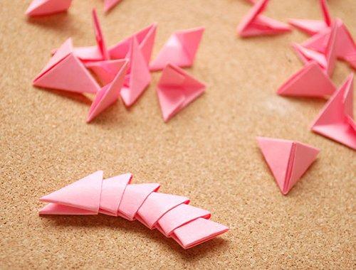 Схемы начинающим в модульном оригами