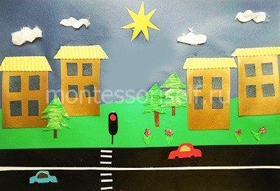 Аппликации для детей 3-4 лет из бумаги: конспекты занятий и варианты из цветной бумаги