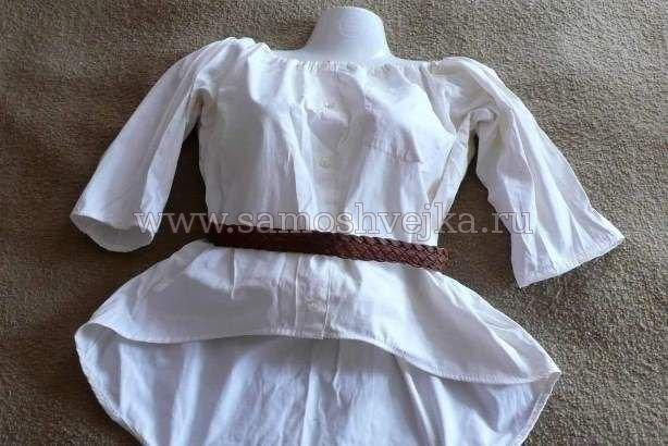 Всего за полчаса у вас новая блуза или платье! Видео по темам 28