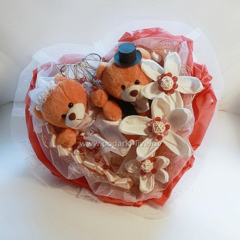 Букет из мягких игрушек: фото и мастер класс пошагово