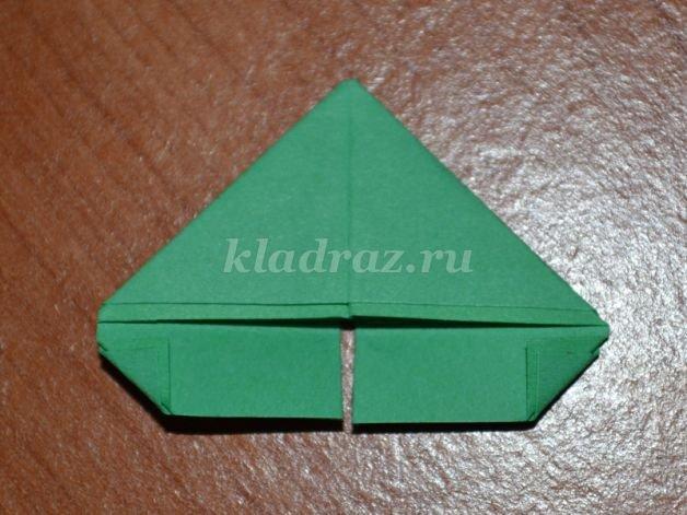 Бабочка оригами: простая схема и видео-подборка