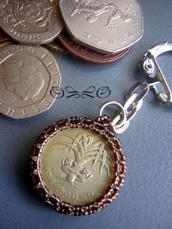 Как сделать форму монеты 6