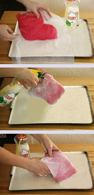 Валяние валенок в домашних условиях: мастер класс из шерсти с фото и видео