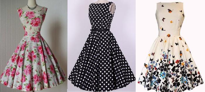 Простые выкройки для платьев на куклу