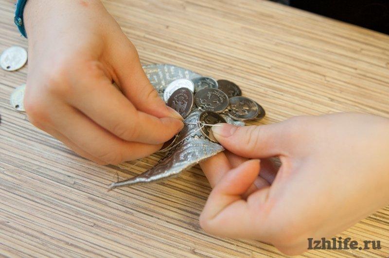 Как своими руками сделать монисто своими руками