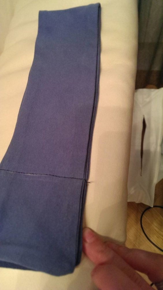 Бант из ткани своими руками