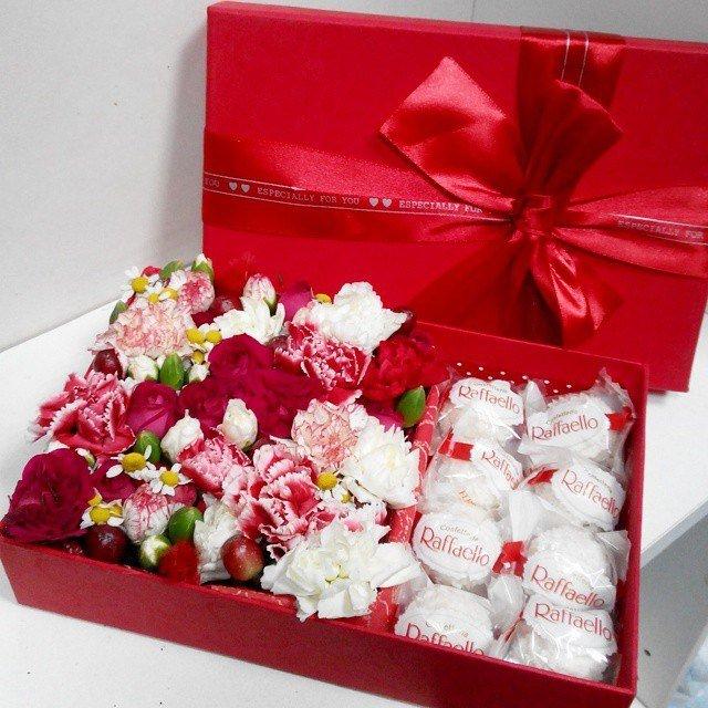 Цветы в коробке своими руками, 3 идеи 76