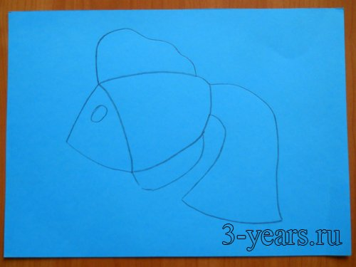 Аппликация из крупы для детей: шаблоны, картинки и мастер класс