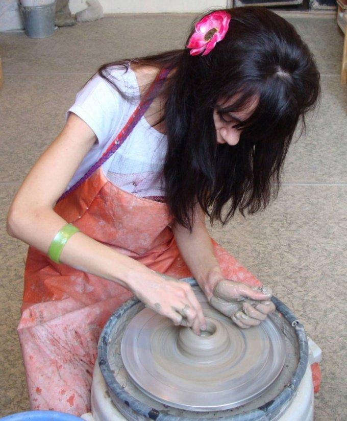 Глина для лепки своими руками: скульптурная для лепки украшений