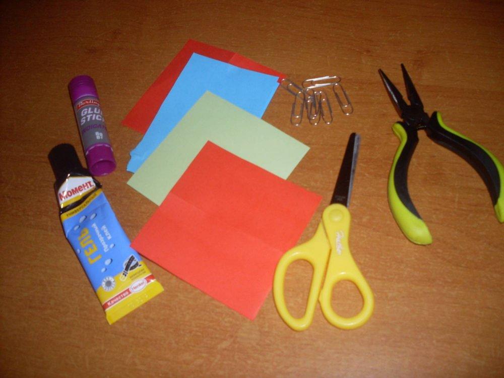 Как сделать человечков из бумаги