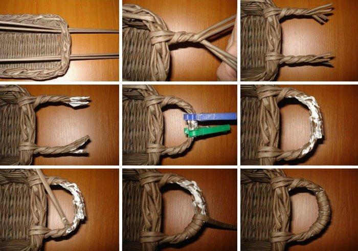 Поделки для детей с нитками