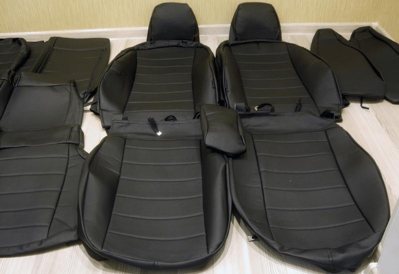 Чехлы для сидений автомобиля своими руками фото 591