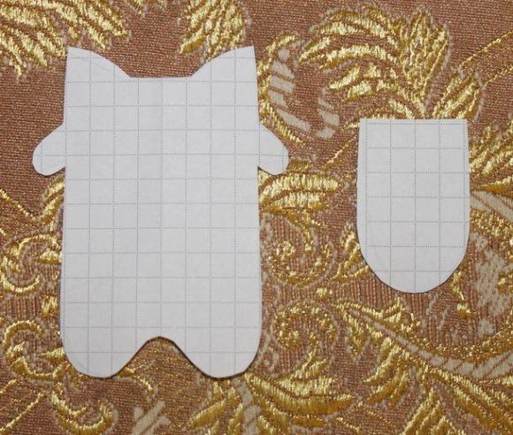 Чехлы из фетра своими руками: популярные выкройки для Вас