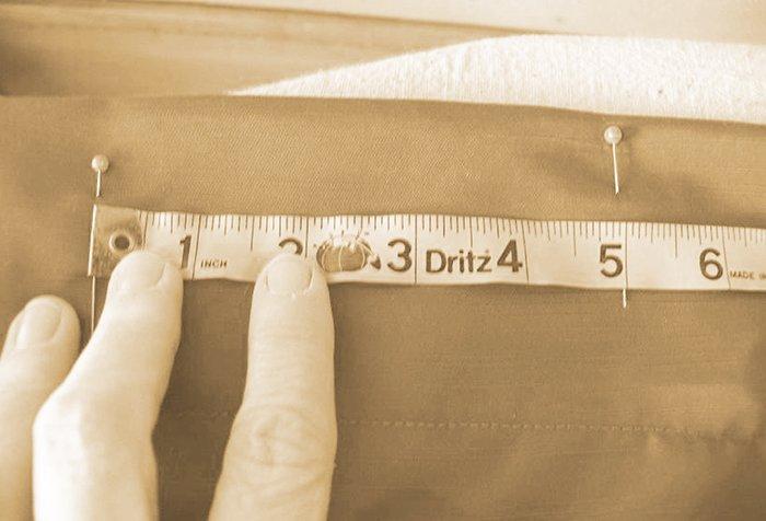 Шторы на люверсах своими руками: мастер класс и пошаговая инструкция с фото