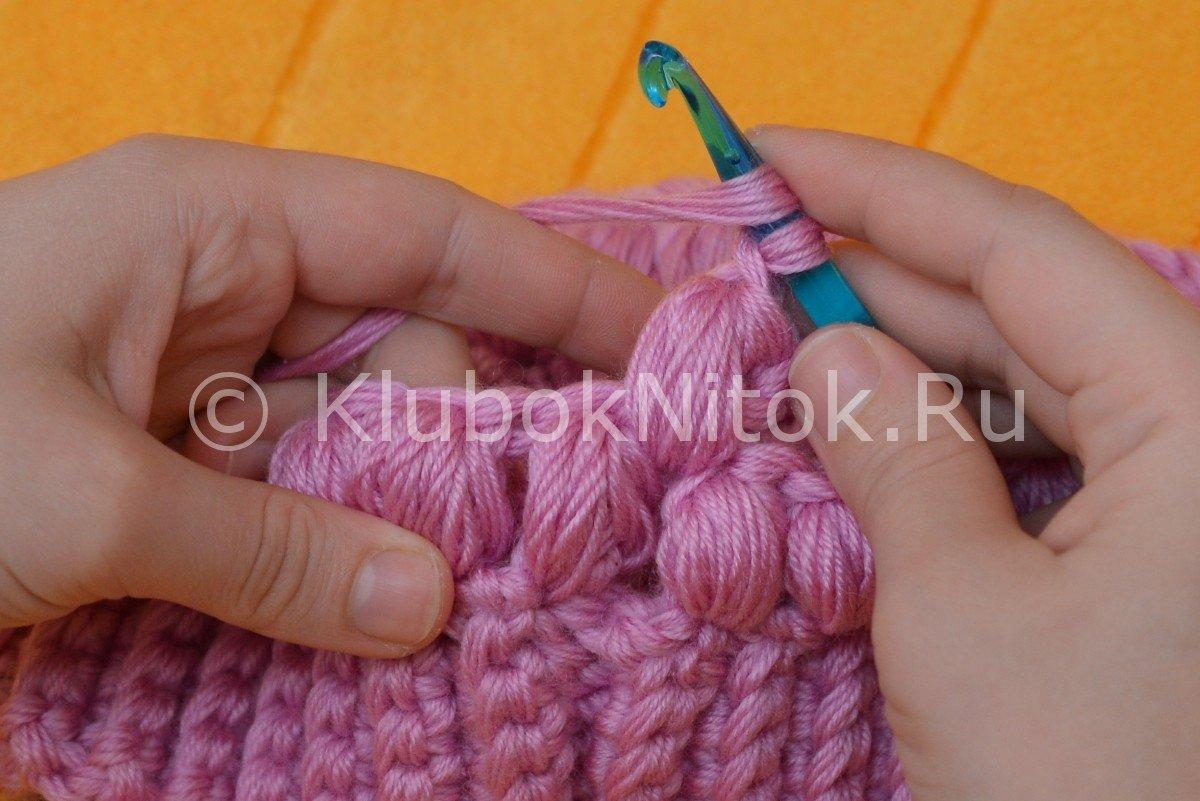 Мастер классы по вязанию спицами для новорожденных