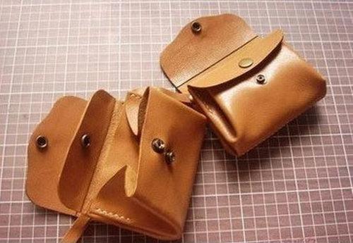 Выкройка кожаной сумки: мастер класс без швейной машинки