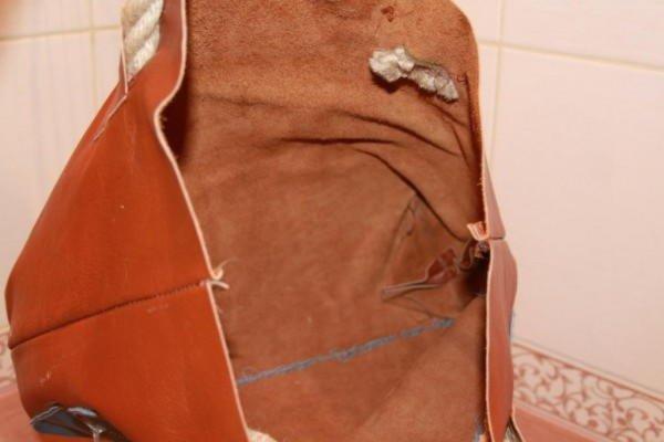 Сумки женские кожаные выкройки 28