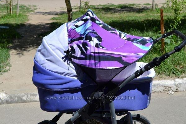Как сшить на детскую коляску