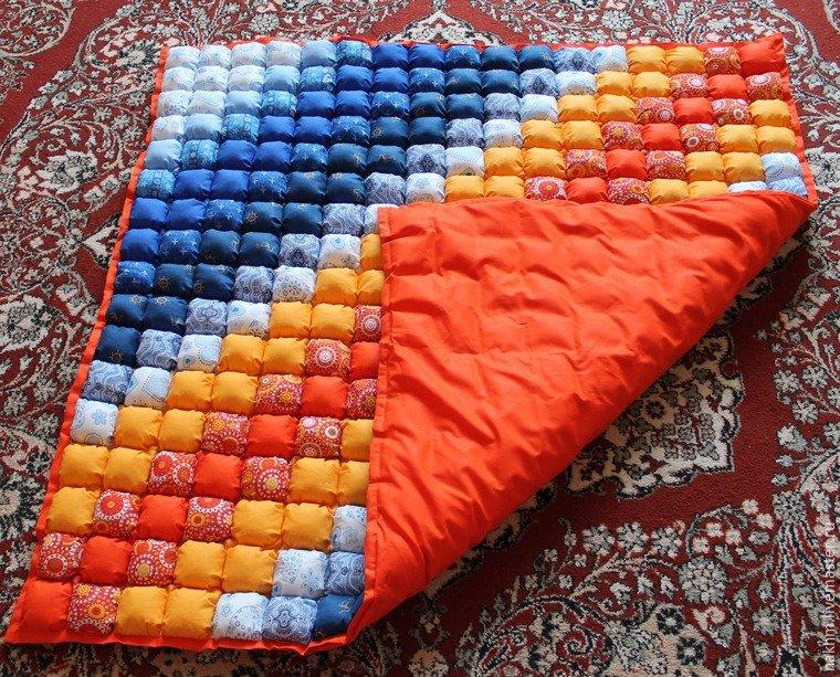 Бумбон одеяло своими руками
