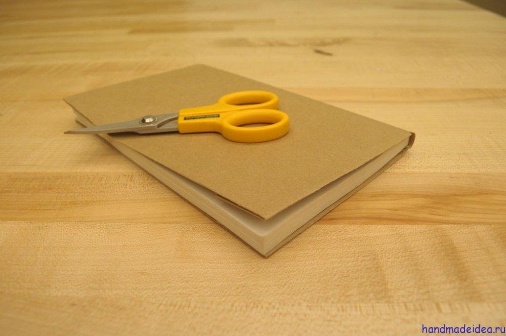 Обложка для книг своими руками