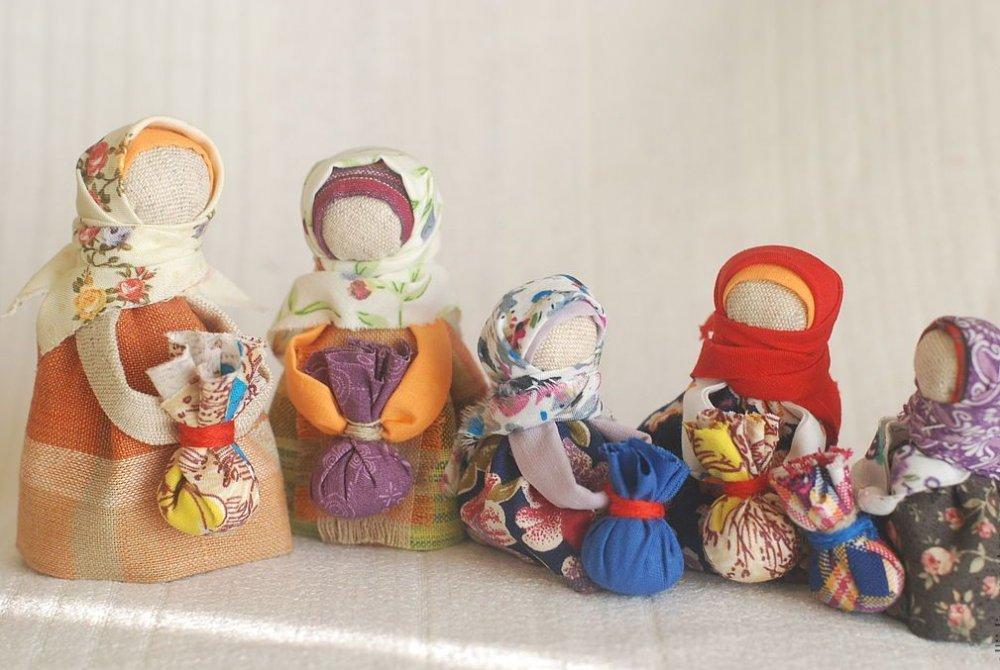 Кукла-оберег семьи своими руками фото 618