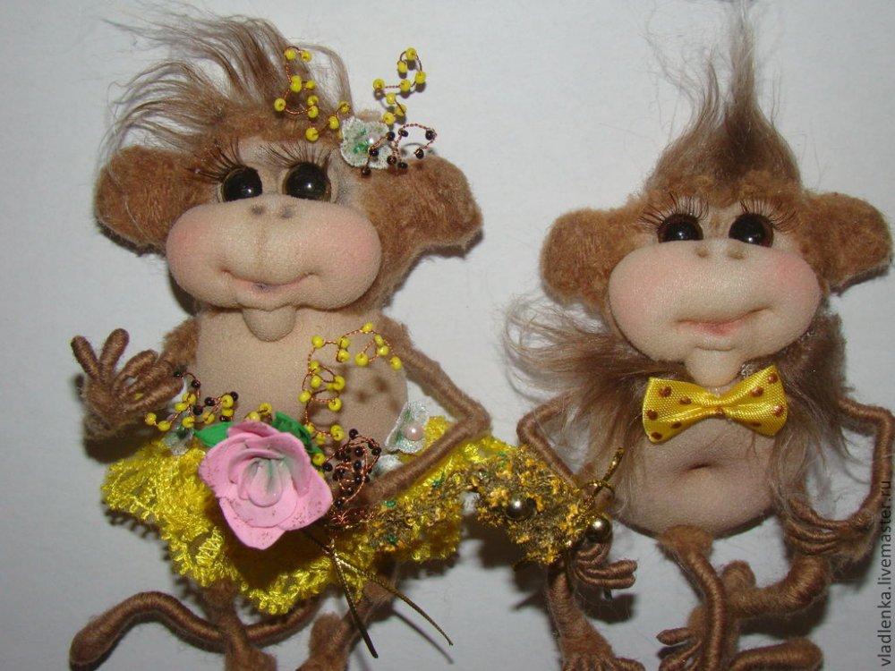 Куклы из капрона своими руками пошаговая инструкция домовята 179