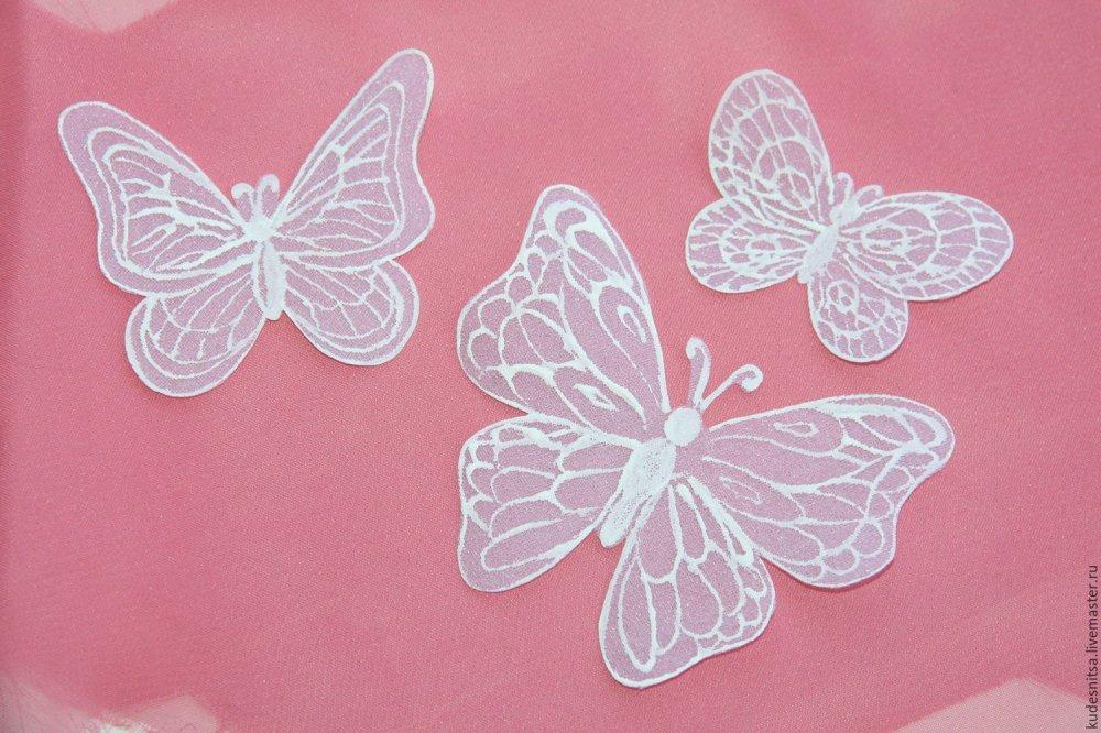 Техника крылья бабочки