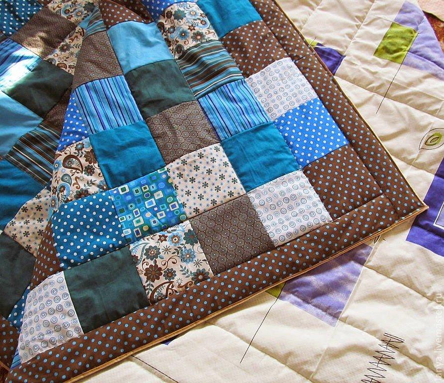 Лоскутные одеяла мастер класс с фото