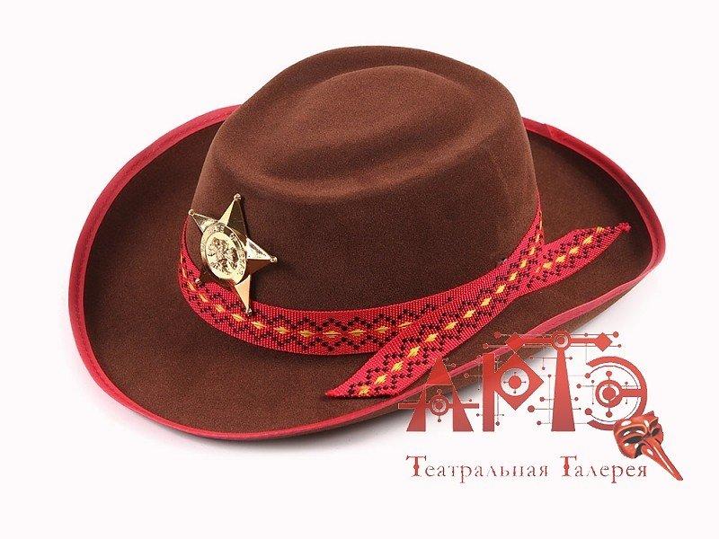 Ковбой шляпа своими руками