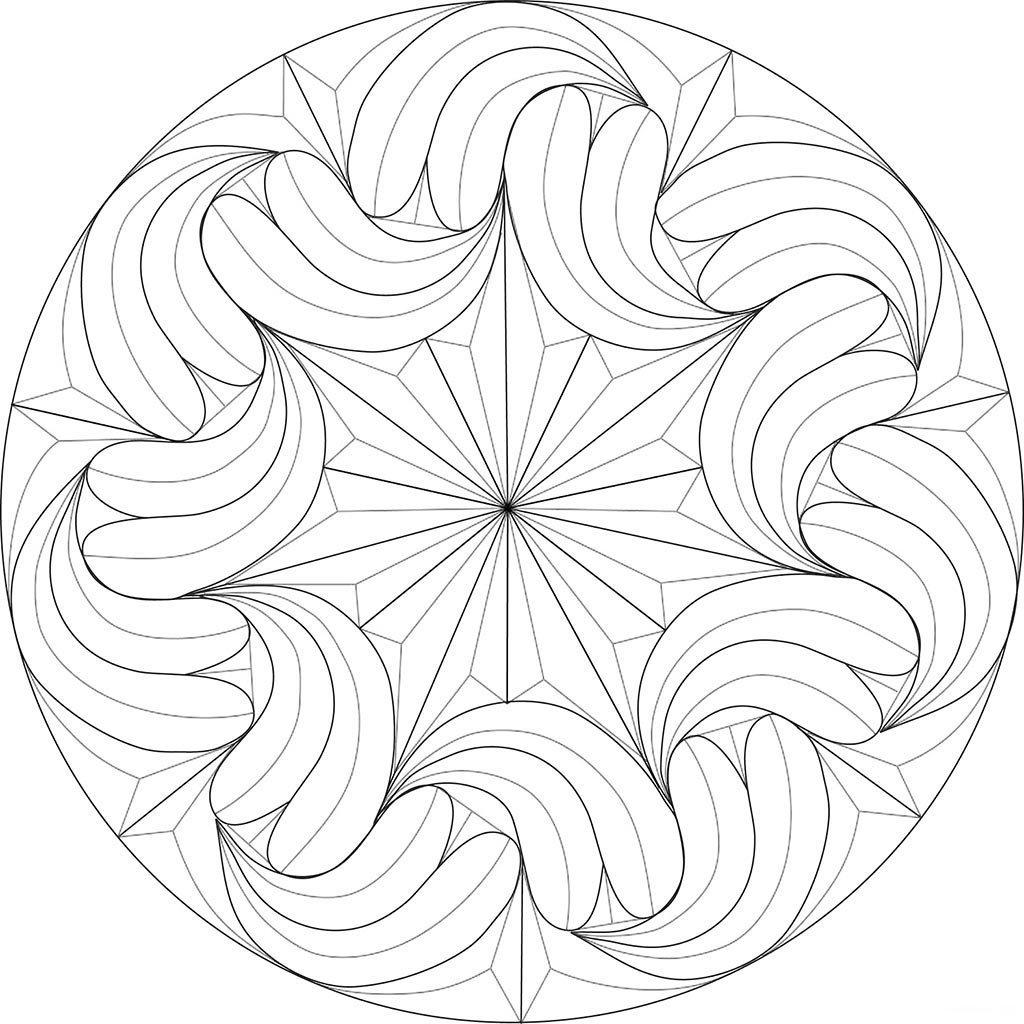 Геометрическая резьба своими руками