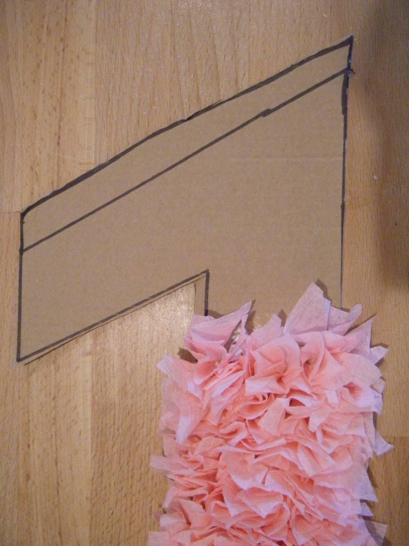 Как быстро сделать буквы и гофрированной бумаги своими руками