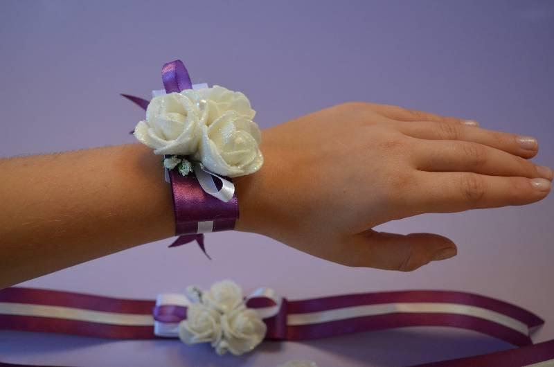 Браслеты подружкам невесты своими руками