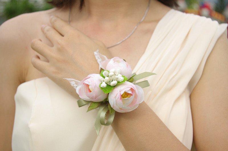 Цветок на руку на выпускной своими фото 869