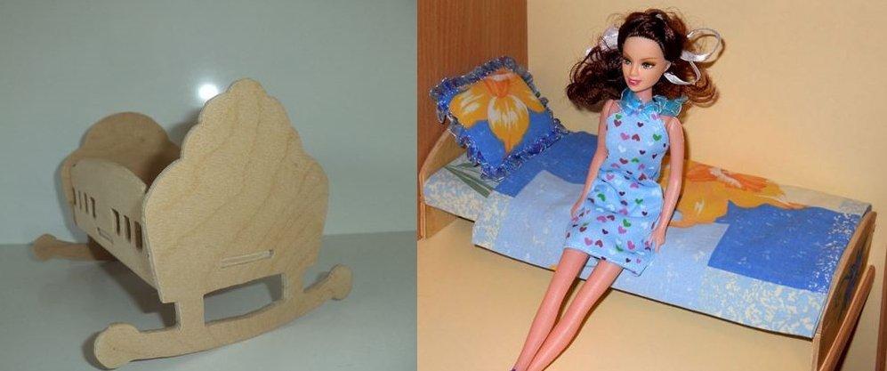 Как сделать мебель для куклы своими руками картинки 146