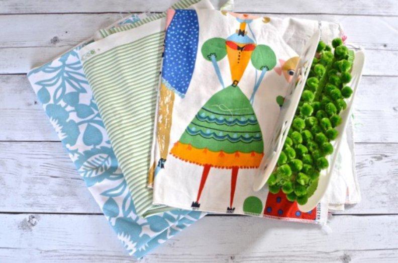 Мастер класс по букве подушке: выкройка и расчет ткани