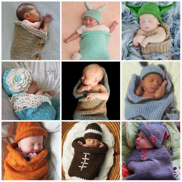 Своими руками для новорожднных