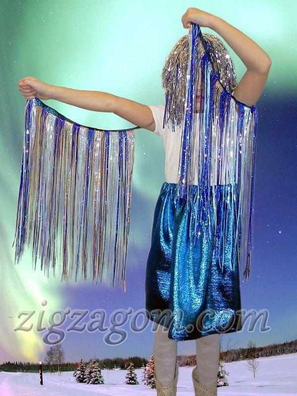 Карнавальный костюм своими руками: делаем из подручных ... - photo#46
