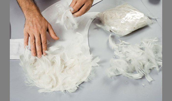 Как сделать крылья ангелочка своими руками 49