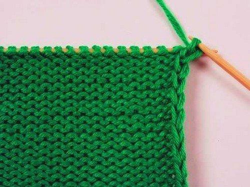 Основы вязания спицами для начинающих: расскажем в картинках