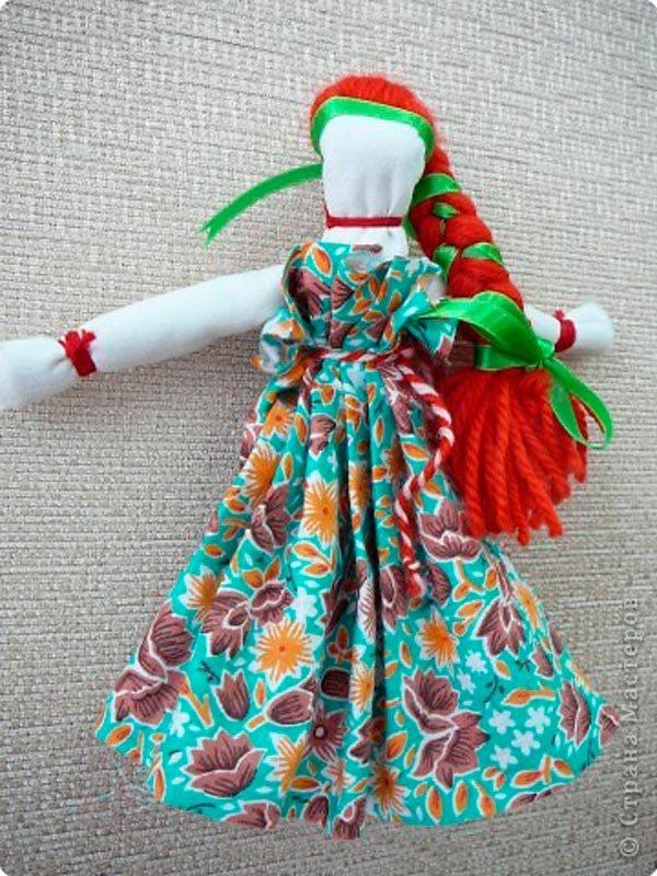 История куклы своими руками из ткани