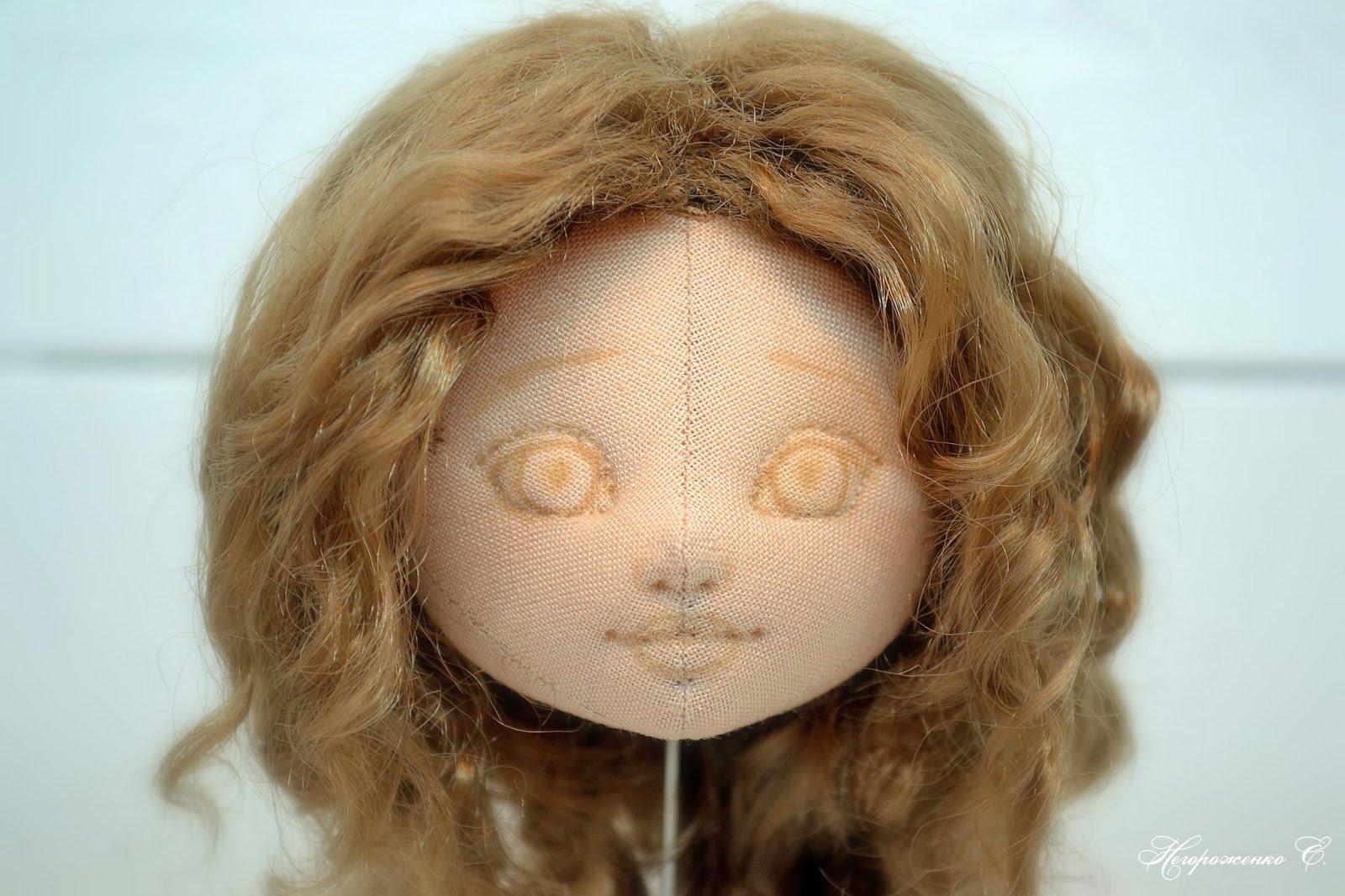 Текстильные куклы как сделать и из чего