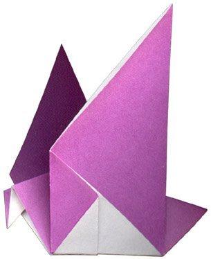 Фигурки из бумаги своими руками: схемы и видео прилагаются