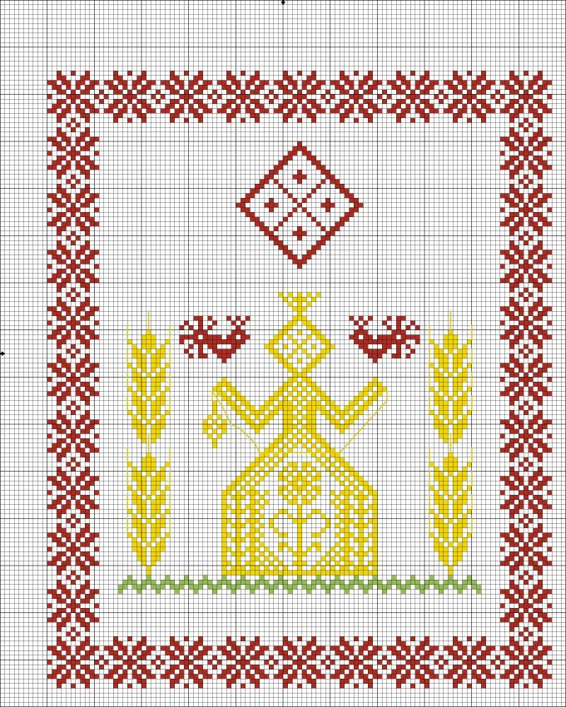 Славянские символы описание и схемы к ним 93
