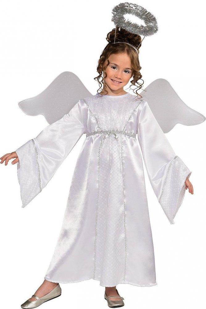 Костюм ангела для девочки своими руками фото фото 600