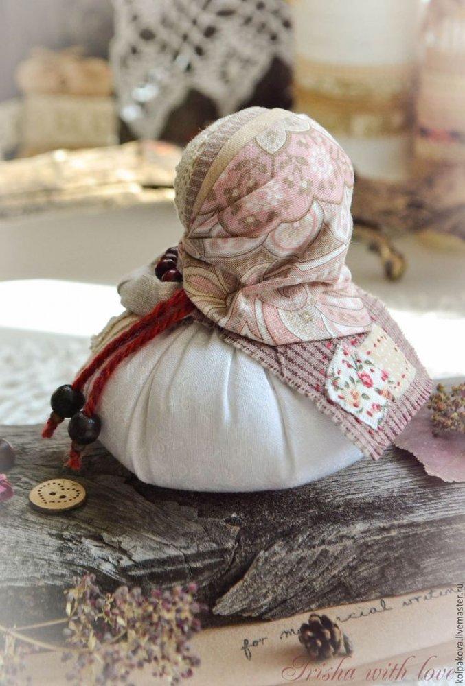 Кукла зерновушка своими руками: мастер класс для любителей рукодельничать